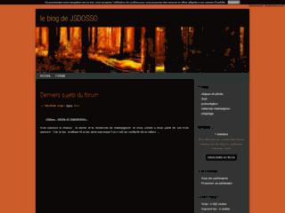 Le blog de JSDOSSO