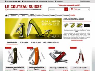Détails : Couteau suisse