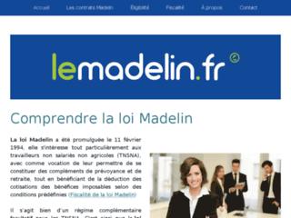 Comprendre la loi Madelin