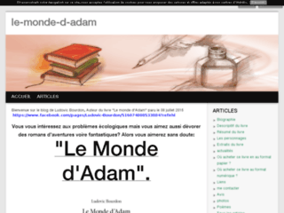 Le-monde-d-Adam