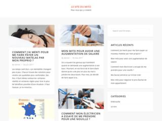 Détails :  Le site des histoires de mytho
