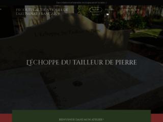 Détails : L'Echoppe du Tailleur de Pierre
