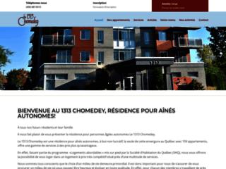 Le1313chomedey.com