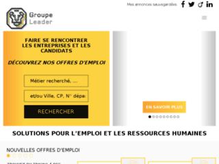 Détails : Agence d'interim : Leader Interim