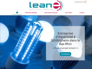 Lean-E, électricien près de Strasbourg
