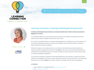 Learning Connection, coaching et développement personnel