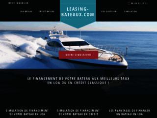 Leasing-bateaux