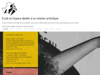 Le Beau Volume : école de danse contemporaine à Dijon