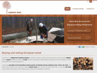 Détails : Fournisseur de grumes de bois belge