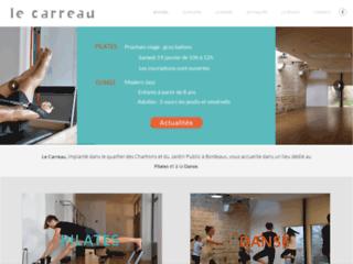 Détails : Le Carreau, Centre Pilates Bordeaux