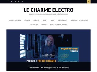 Le Charme Electro - Le Blog Electro au féminin