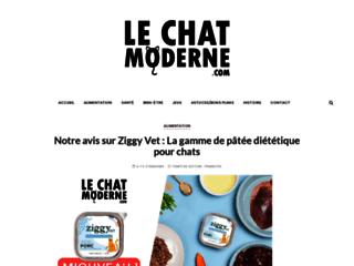 Le Chat Moderne