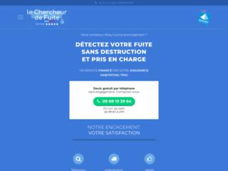 Recherche de fuite d'eau Toulouse