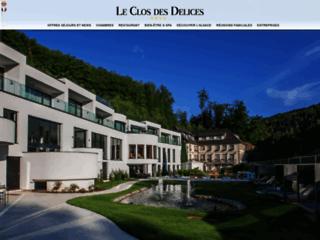Hotel Spa Alsace | Le Clos Des Délices 4* | Hotel Ottrott | Obernai