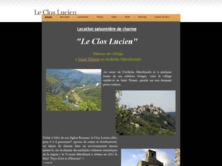 Le Clos Lucien