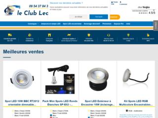 Détails : Le club LED, distribution et revente de LED