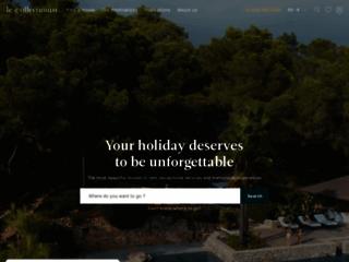 Détails : Location de villas de luxe