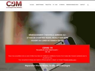 Détails : Atelier de réparation de téléphone