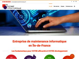 Détails : Le Conseil Informatique, société informatique
