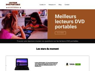 Détails : Lecteur DVD portable : faire le bon choix au meilleur prix