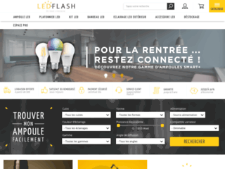 Détails : Led-Flash – spot led encastrable