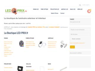 Led Prix - L'éclairage LED à petit prix!