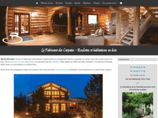 Maisons ossature bois spécifique