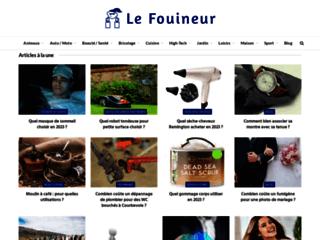 Détails : https://lefouineur.fr/