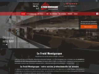 Entreprise du froid industriel et commercial à Monaco