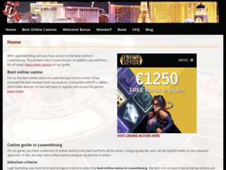 Détails : Luxembourg Online Casino