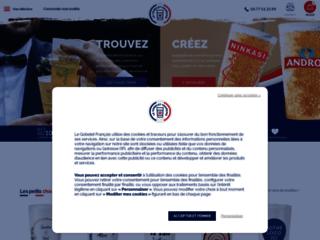 Détails : Le Gobelet Français, vente de gobelets personnalisables et réutilisables