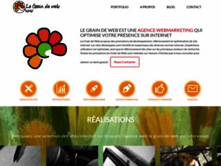Agence Le grain de web