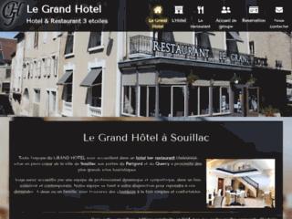 Hôtel Restaurant à Souillac