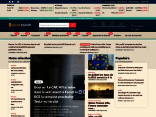 Détails : Le guide boursier, guide pour investir en bourse