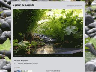 Détails : Le jardin depoliphile