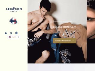 Détails : Sweat-shirts et t-shirts à base de coton biologique à Paris