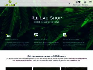 Le Lab Shop : la parfaite adresse pour acheter des cosmétiques CBD