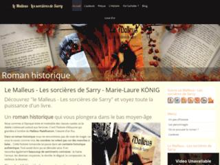 Le Malleus - Les sorcières de Sarry - Roman