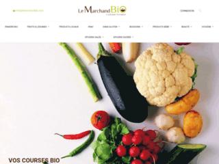Détails :  Les produits bios en ligne.