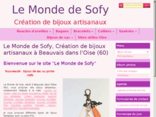 Détails : Le Monde de Sofy