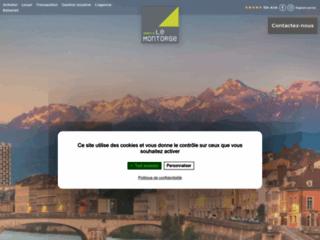 Détails : Le Montorge, agence immobilière à Grenoble