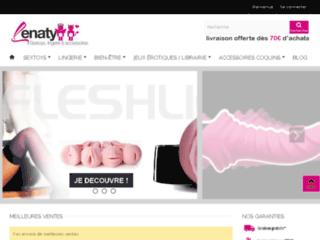 Détails : Lenaty : boutique sexy et coquine