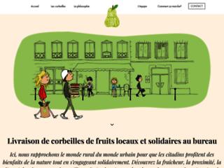 Livraison de paniers de fruits et légumes et de corbeilles de fruits