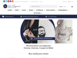 Détails : La mode en peignoir