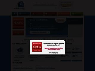 Détails : Simulateur de crédit immobilier