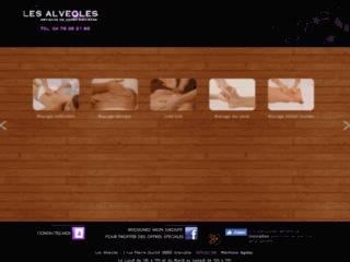 Détails : Centre de beauté Les Alvéoles