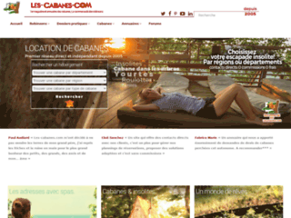 SARL CORIALAN - Les Cabanes.com