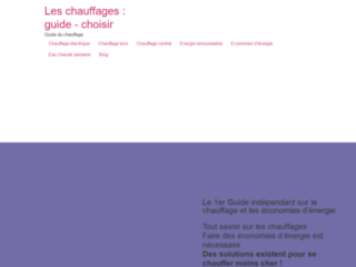 les-chauffages.com