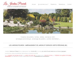 Détails : Paysagiste / jardinier à Péronne (80)