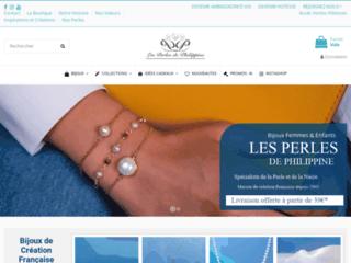 Détails : Les Perles de Philippine